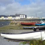 Low tide at the Claddagh