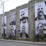Peace In The Middle East? (Israel/Palestine seperation wall)