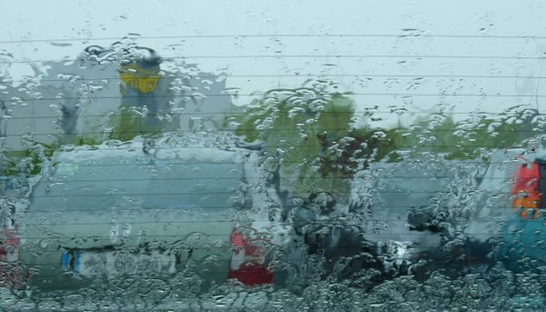 Wet, wet, wet