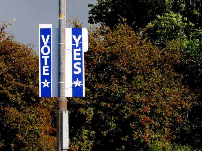 Vote! Yes! (I will vote)