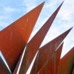 Rust In Peace (Hooker Sculpture on Eyre Square)