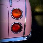 Pink! (Nissan Figaro)