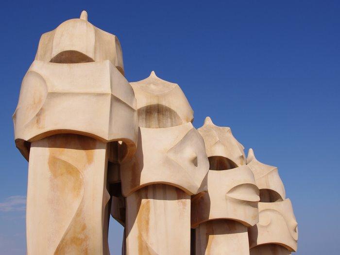 Gaudi's Casa Mila