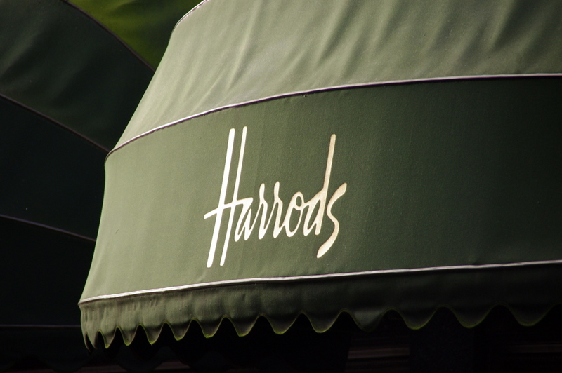 harrods Its a rich mans world  Harrods