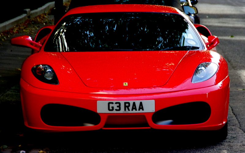 Ferrari- It's a Rich Man's World