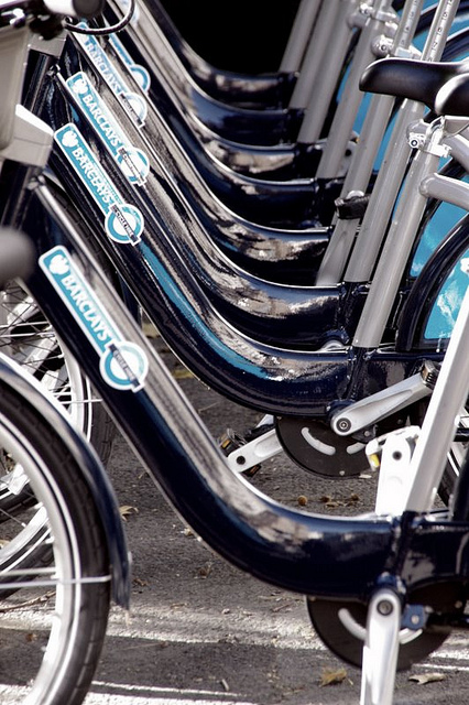 barclays bike hire London