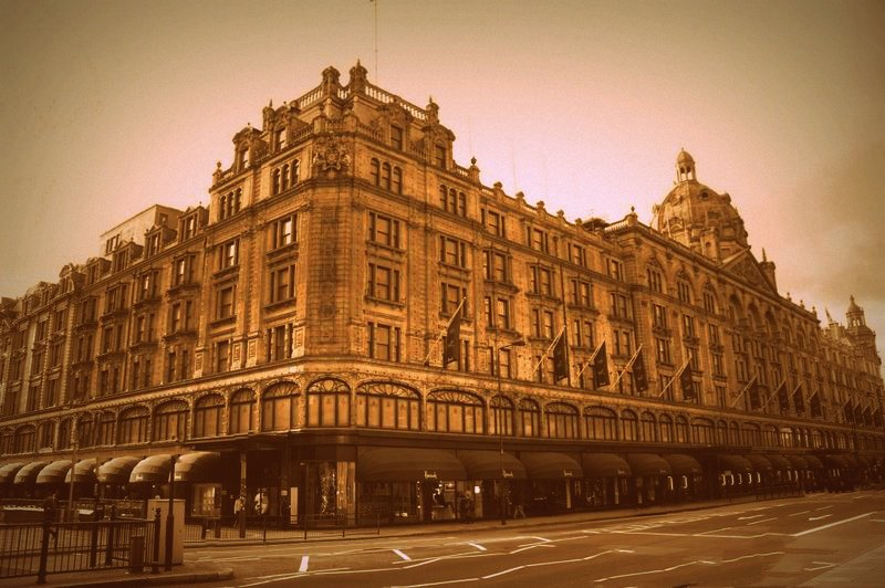 Harrods in the good old days