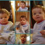 Stay Young (Baby Conor Collage)