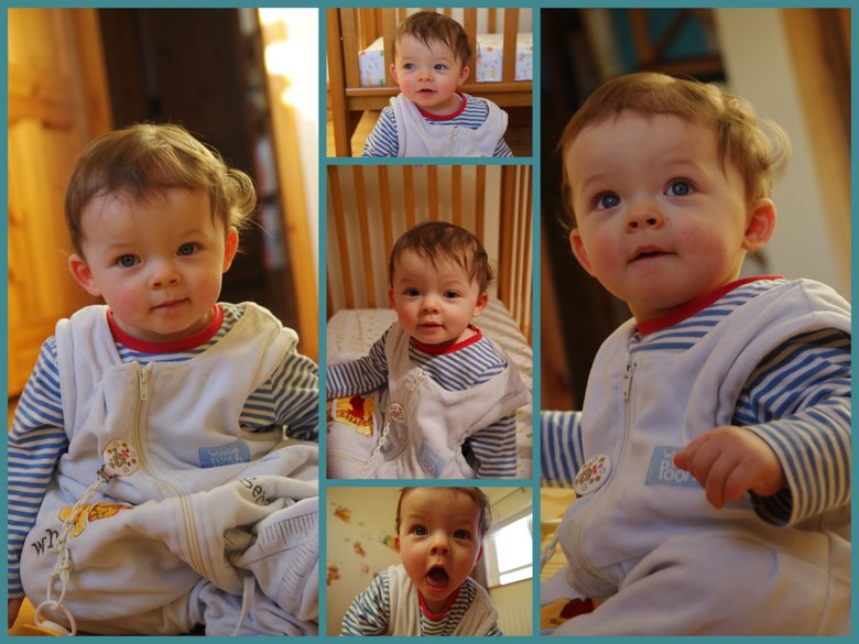 baby conor collage Stay Young (Baby Conor Collage)