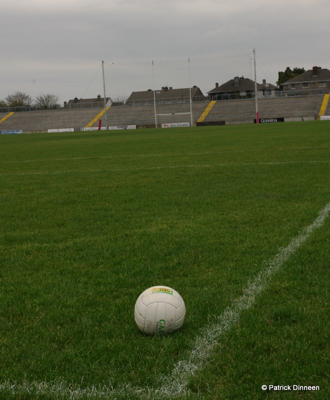 Galway GAA pitch1 Play It Low Into Joe ( Pearse Stadium Galway GAA )