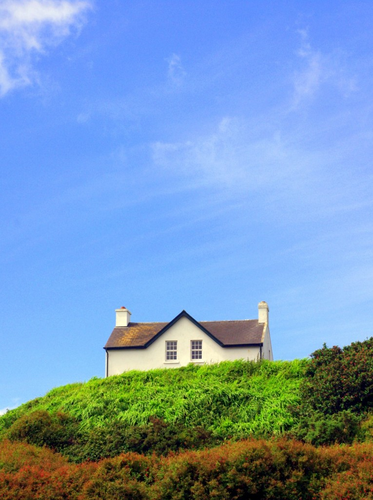 mansion on the hill 765x1024 Cape Clear (Now ever since I was a child, I can remember that mansion on the hill) 