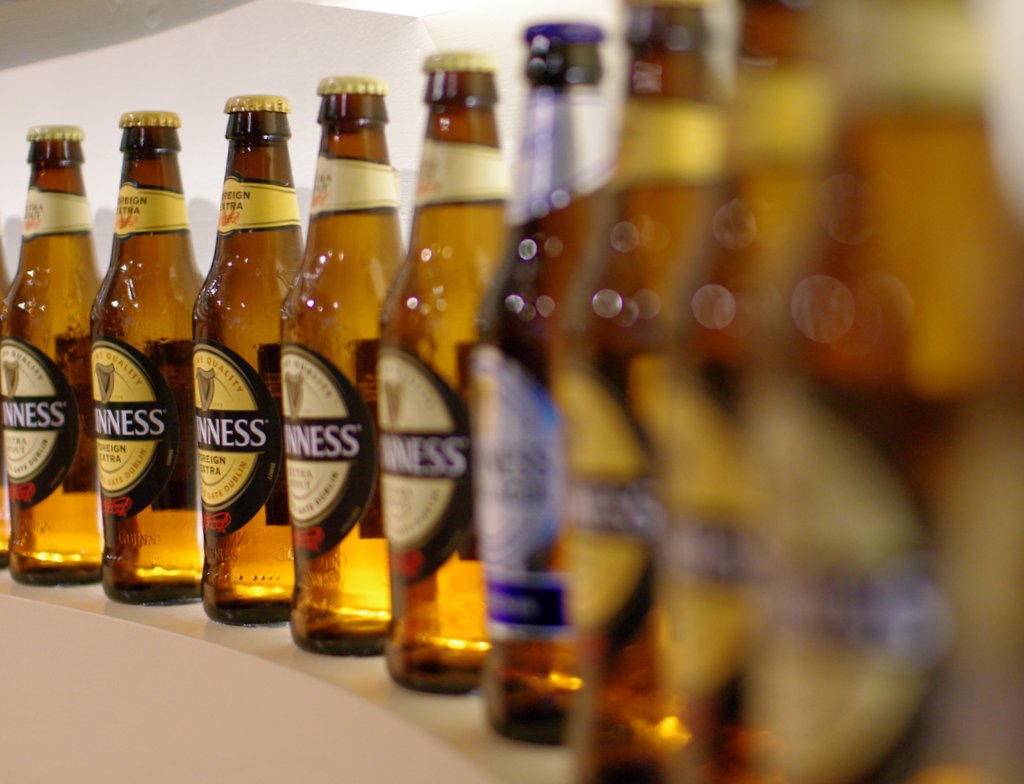 Guinness Bottles