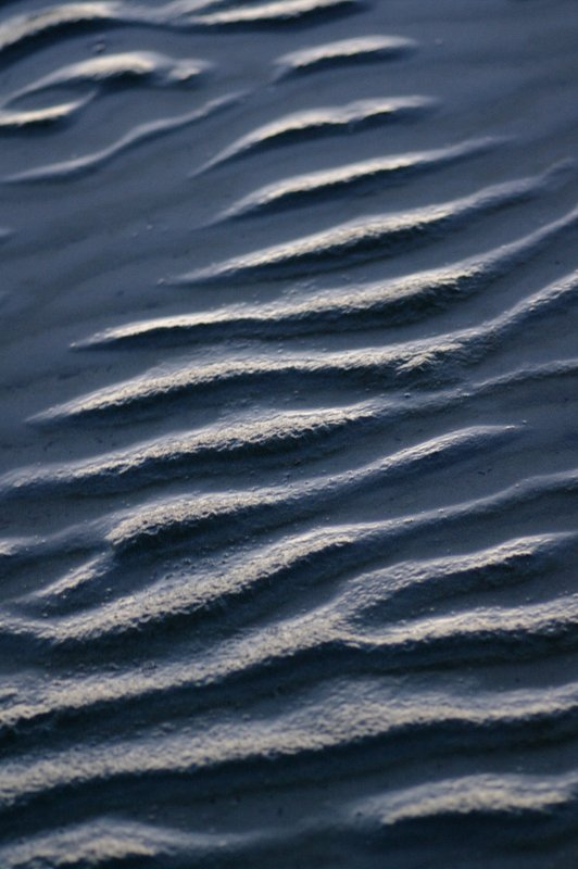 Ballyloughane Beach Galway Beach Abstract (Sand and Sand)