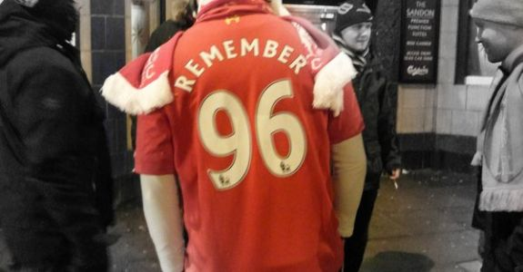 Liverpool Remember 96 (With Hope In Your Heart)