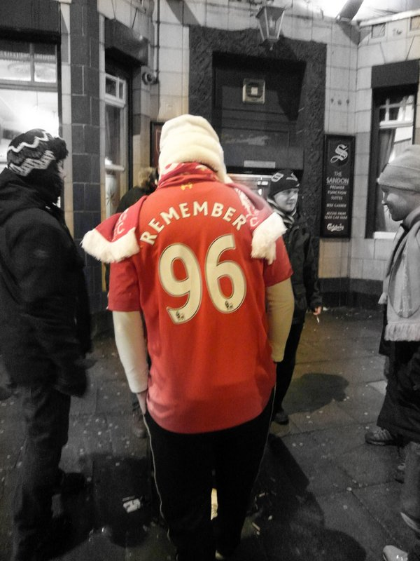 Liverpool Remember 96 Liverpool Remember 96 (With Hope In Your Heart)