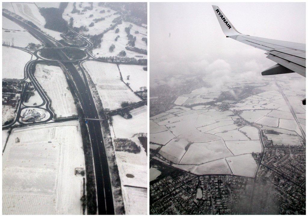 england snow 2013