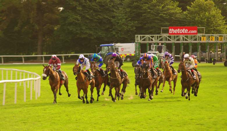 Galway Races off
