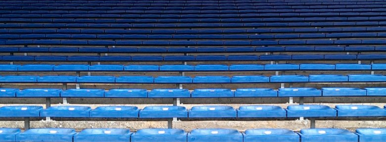 Semple Stadium seats