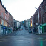 Cork City ghost town