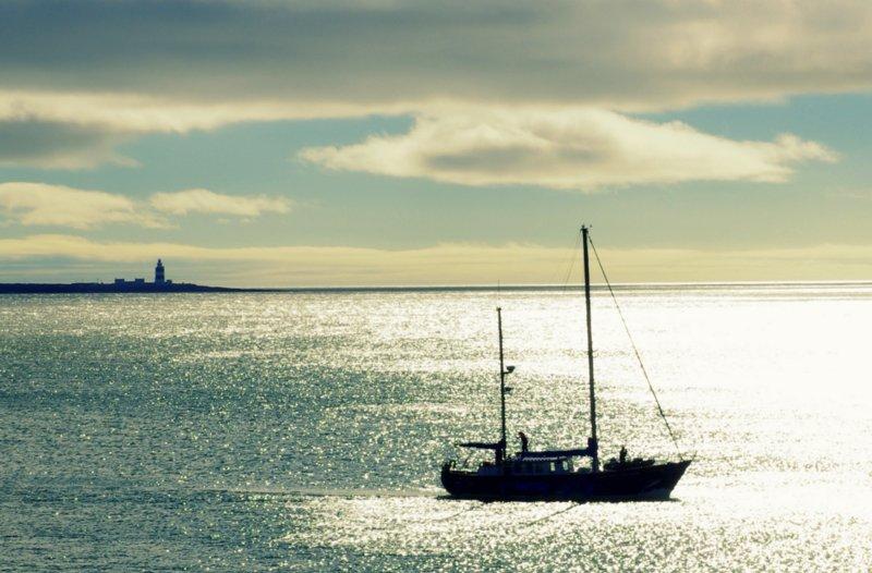 Charles Haugheys yacht Celtic Mist