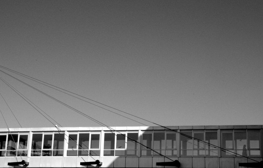 SAP walkway
