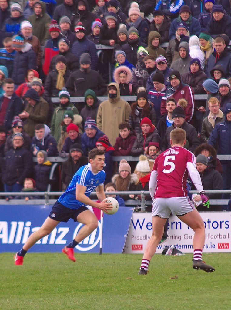 Galway vs Dublin GAA
